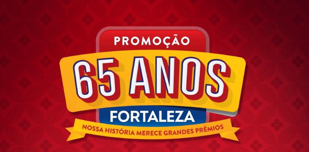 Promoção 65 Anos Fortaleza