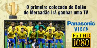 Promoção Bolão da Copa Mercadão Atacadista