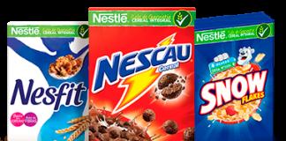 Promoção Cereais Matinais Nestlê