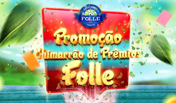 Promoção Folle Chimarrão de Prêmios
