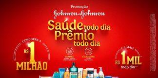 Promoção Johnson & Johnson Saúde Todo Dia Prêmio Todo Dia