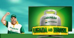 Promoção Liquigás Ligada no Brasil