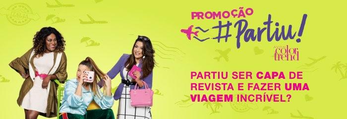 Promoção Partiu Avon Color Trend