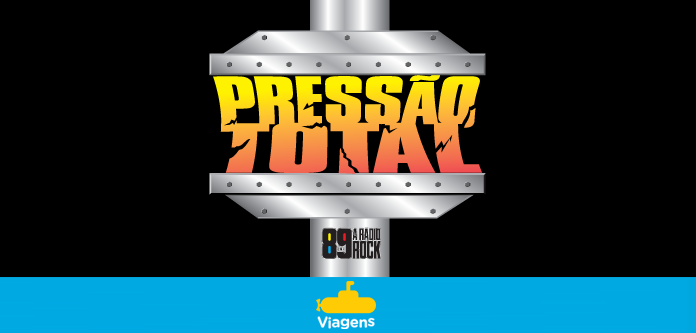Promoção Rádio 89FM Pressão Total Submarino Viagens