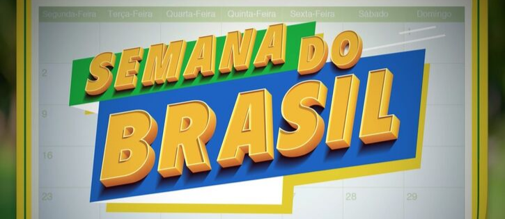 Saiba tudo sobre os descontos na Semana do Brasil